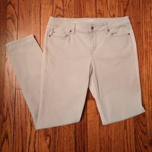 Taupe Jeans